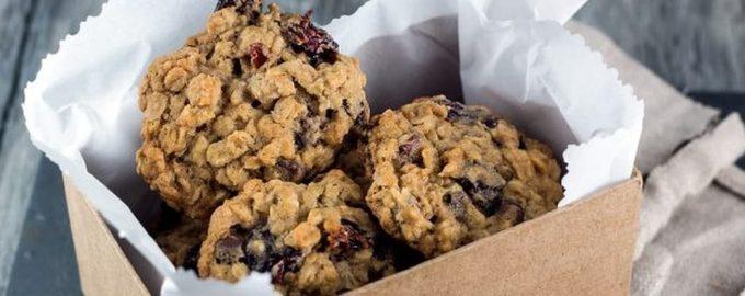 Migdoliniai sausainiai (be miltų ir glitimo)
