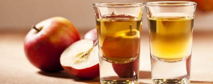 Naminis obuolių kalvadosas