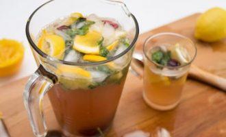 Naminis vyšnių limonadas