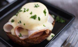 Tobuli benedikto kiaušiniai
