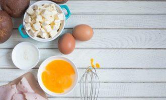 Tobuli benedikto kiaušiniai - ingredientai